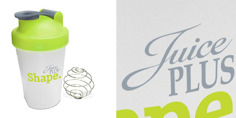 Juice Plus Shaker Bottles