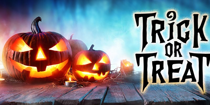 Halloween – Trick or Treat